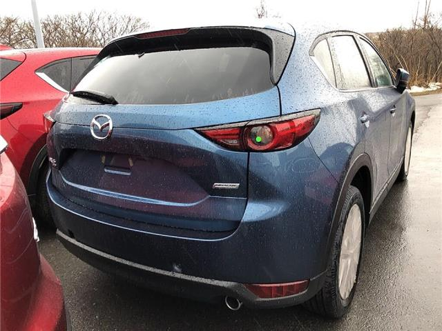 2019 Mazda CX-5 GT w/Turbo (Stk: 19T088) in Kingston - Image 4 of 5