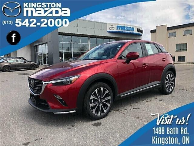 2019 Mazda CX-3 GT (Stk: 19T086) in Kingston - Image 1 of 16