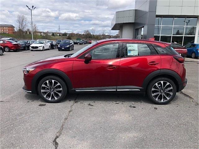 2019 Mazda CX-3 GT (Stk: 19T086) in Kingston - Image 3 of 16