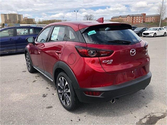 2019 Mazda CX-3 GT (Stk: 19T086) in Kingston - Image 4 of 16