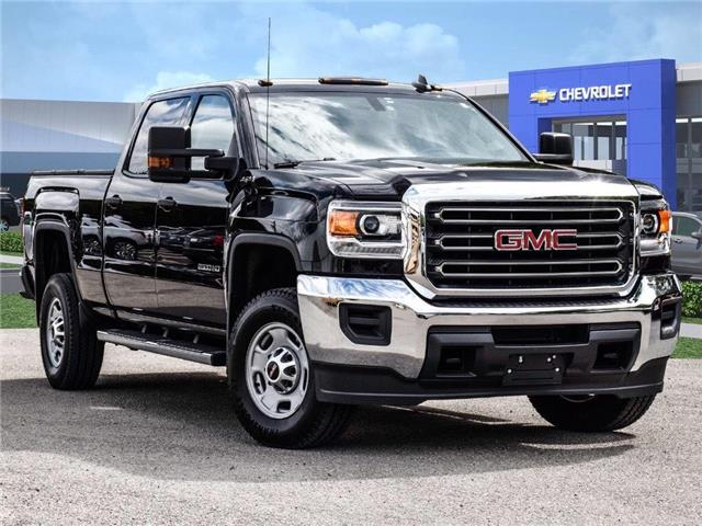 2017 GMC Sierra 2500HD 4WD Crew CAB 167. (Stk: 671727A) in Markham - Image 1 of 24