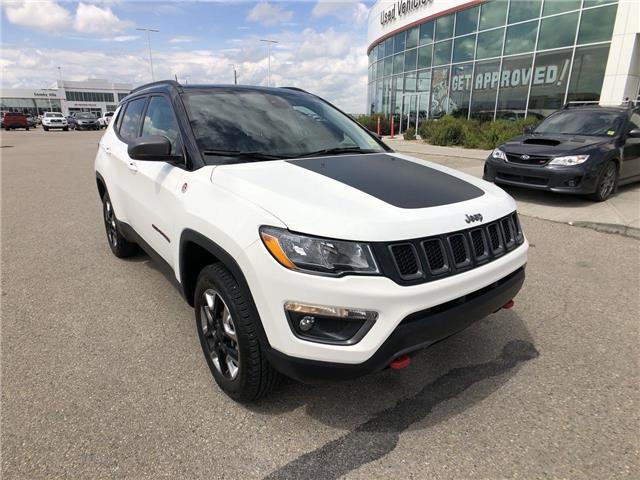 2017 Jeep Compass  (Stk: 2901184A) in Calgary - Image 1 of 19