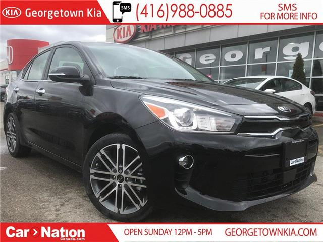 2019 Kia Rio EX TECH | $157 BI-WEEKLY | LEATHER | (Stk: NOURET) in Georgetown - Image 1 of 28