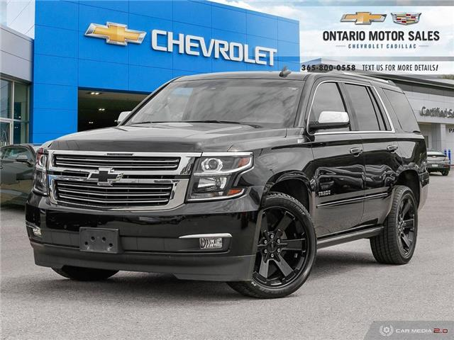 2017 Chevrolet Tahoe Premier (Stk: 101725A) in Oshawa - Image 1 of 36