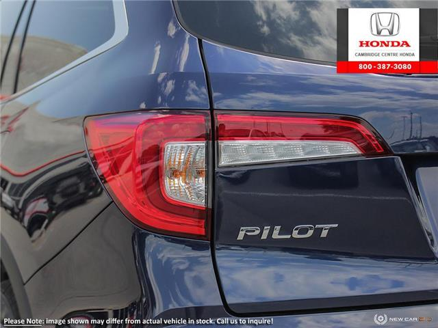2019 Honda Pilot EX-L Navi (Stk: 19944) in Cambridge - Image 11 of 24
