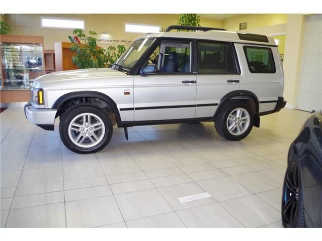 2004 Land Rover Discovery SE (Stk: 2845) in Edmonton - Image 2 of 13
