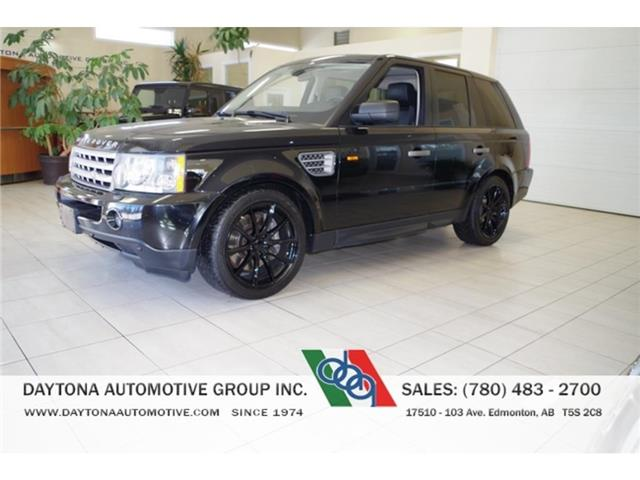 2006 Land Rover Range Rover Sport Supercharged (Stk: 9602) in Edmonton - Image 1 of 17