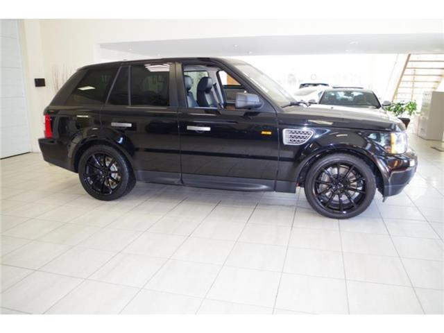 2006 Land Rover Range Rover Sport Supercharged (Stk: 9602) in Edmonton - Image 2 of 17