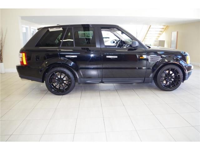 2006 Land Rover Range Rover Sport Supercharged (Stk: 9602) in Edmonton - Image 4 of 17