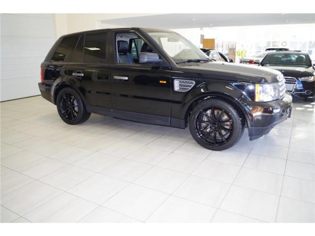 2006 Land Rover Range Rover Sport Supercharged (Stk: 9602) in Edmonton - Image 5 of 17