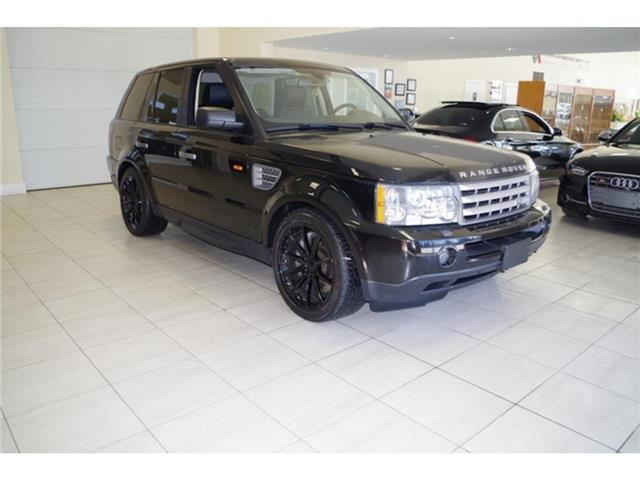 2006 Land Rover Range Rover Sport Supercharged (Stk: 9602) in Edmonton - Image 6 of 17