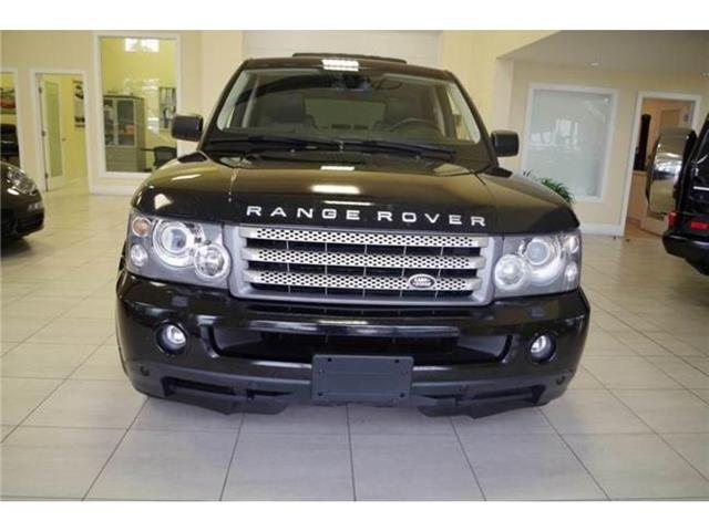 2006 Land Rover Range Rover Sport Supercharged (Stk: 9602) in Edmonton - Image 7 of 17