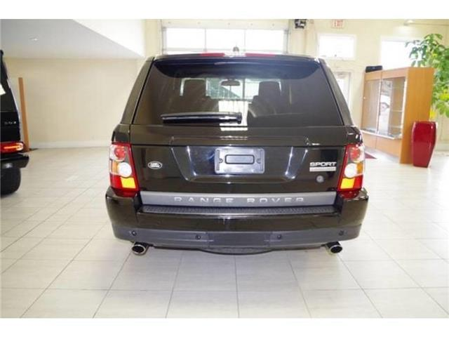 2006 Land Rover Range Rover Sport Supercharged (Stk: 9602) in Edmonton - Image 8 of 17