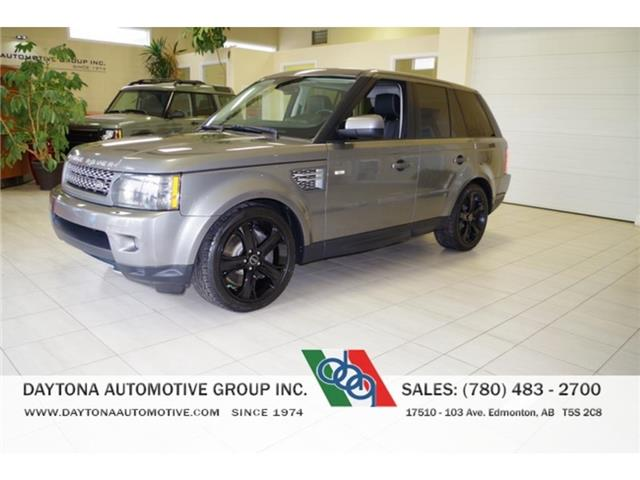 2011 Land Rover Range Rover Sport Supercharged (Stk: 2100) in Edmonton - Image 1 of 25