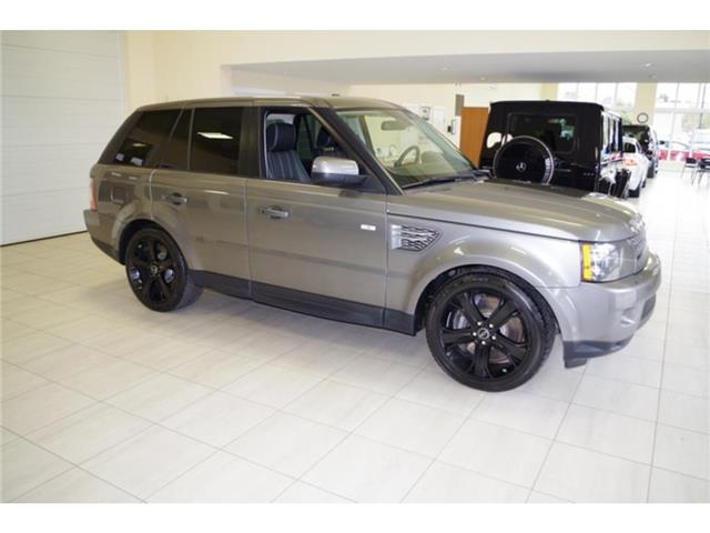 2011 Land Rover Range Rover Sport Supercharged (Stk: 2100) in Edmonton - Image 2 of 25