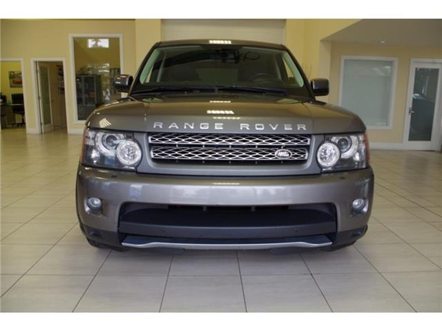 2011 Land Rover Range Rover Sport Supercharged (Stk: 2100) in Edmonton - Image 7 of 25