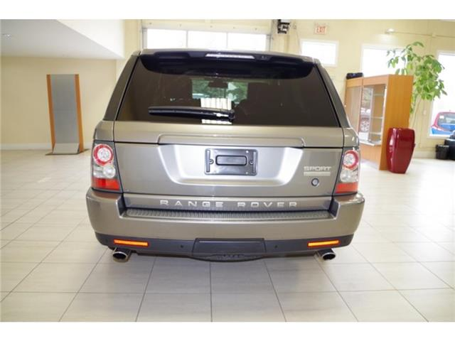 2011 Land Rover Range Rover Sport Supercharged (Stk: 2100) in Edmonton - Image 8 of 25