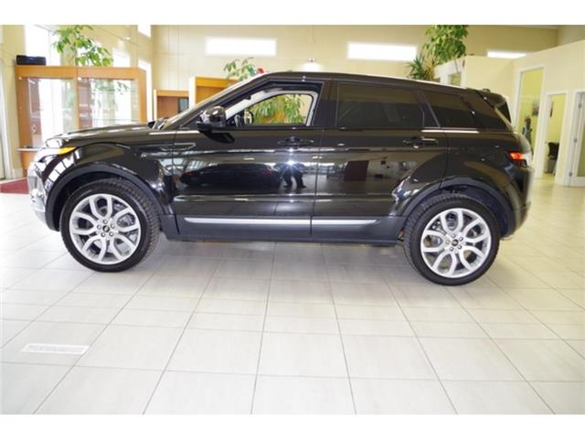2015 Land Rover Range Rover Evoque SW1 SPECIAL EDITION 1 OWNER NO ACCIDENTS! (Stk: 1740-B) in Edmonton - Image 3 of 25