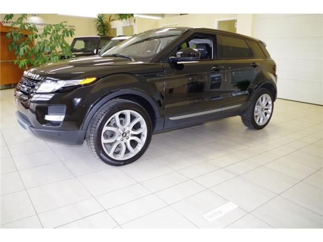 2015 Land Rover Range Rover Evoque SW1 SPECIAL EDITION 1 OWNER NO ACCIDENTS! (Stk: 1740-B) in Edmonton - Image 5 of 25