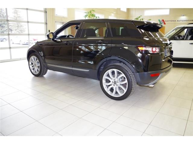 2015 Land Rover Range Rover Evoque SW1 SPECIAL EDITION 1 OWNER NO ACCIDENTS! (Stk: 1740-B) in Edmonton - Image 6 of 25