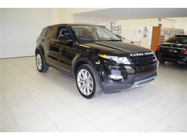 2015 Land Rover Range Rover Evoque SW1 SPECIAL EDITION 1 OWNER NO ACCIDENTS! (Stk: 1740-B) in Edmonton - Image 9 of 25