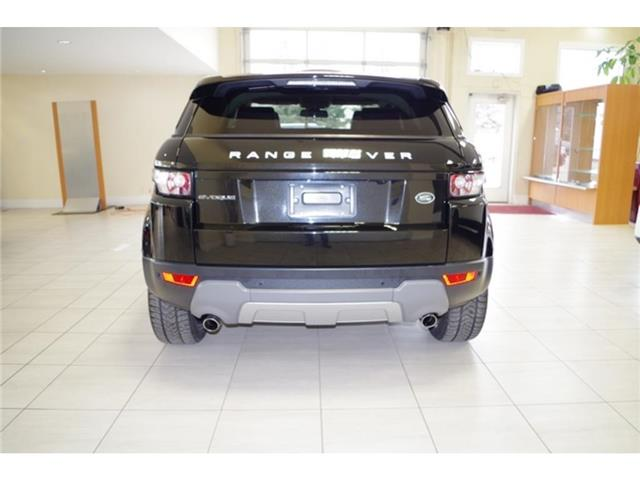 2015 Land Rover Range Rover Evoque SW1 SPECIAL EDITION 1 OWNER NO ACCIDENTS! (Stk: 1740-B) in Edmonton - Image 10 of 25