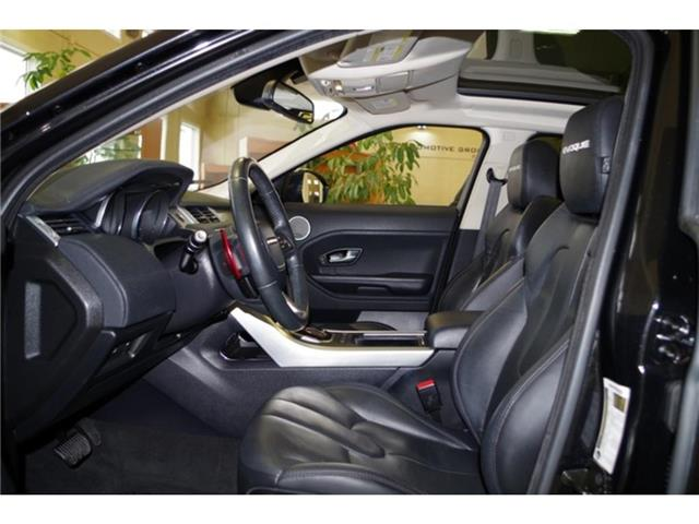 2015 Land Rover Range Rover Evoque SW1 SPECIAL EDITION 1 OWNER NO ACCIDENTS! (Stk: 1740-B) in Edmonton - Image 12 of 25
