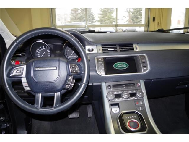 2015 Land Rover Range Rover Evoque SW1 SPECIAL EDITION 1 OWNER NO ACCIDENTS! (Stk: 1740-B) in Edmonton - Image 16 of 25