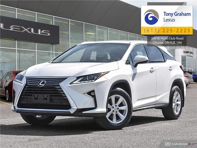 2016 Lexus RX 350 Base (Stk: Y3454) in Ottawa - Image 1 of 29