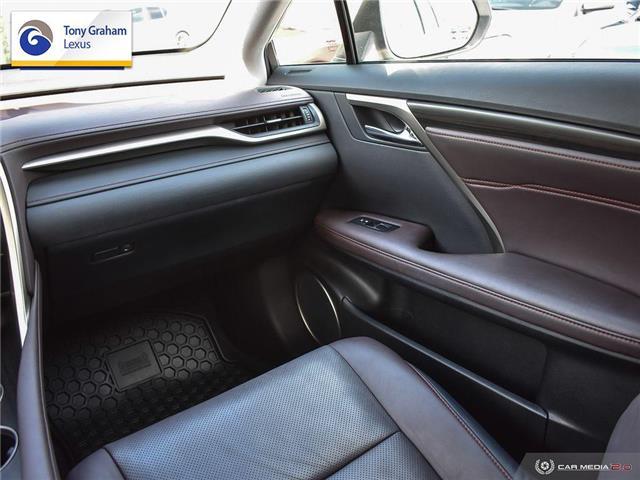 2016 Lexus RX 350 Base (Stk: Y3454) in Ottawa - Image 27 of 29