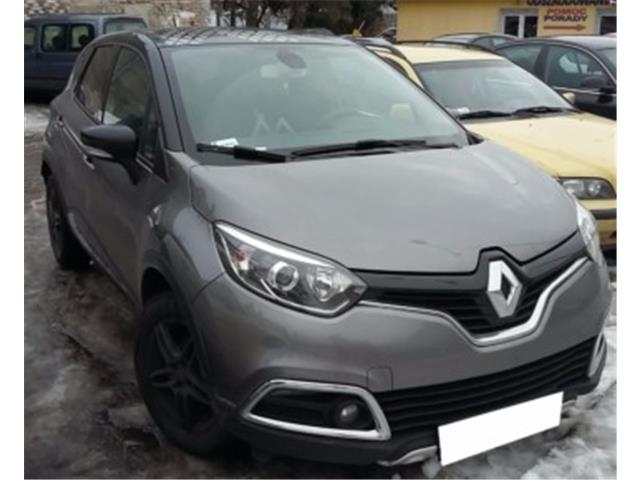 2016 Renault Captur Dynamique Nav (Stk: 940560) in Toronto, Ajax, Pickering - Image 1 of 2