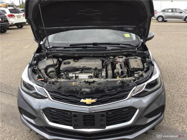 2018 Chevrolet Cruze LT Auto (Stk: B2070) in Prince Albert - Image 10 of 25