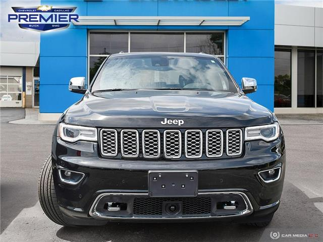 2018 Jeep Grand Cherokee Overland (Stk: P19165) in Windsor - Image 2 of 29
