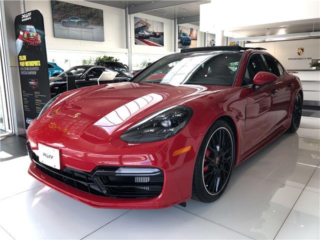 2019 Porsche Panamera GTS (Stk: P14480) in Vaughan - Image 1 of 15