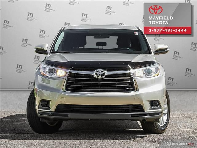 2014 Toyota Highlander LE (Stk: 192150) in Edmonton - Image 2 of 20