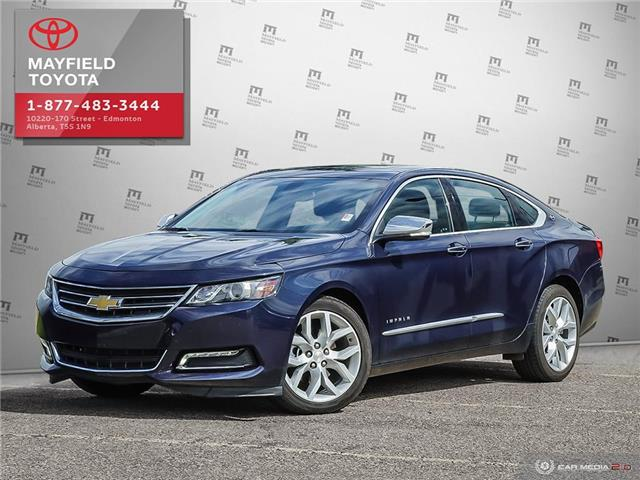 2019 Chevrolet Impala 2LZ (Stk: 194138) in Edmonton - Image 1 of 20