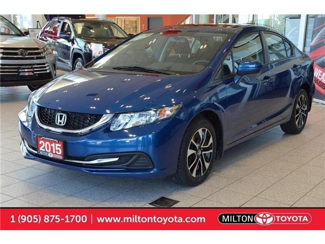 2015 Honda Civic EX (Stk: 037416) in Milton - Image 1 of 38