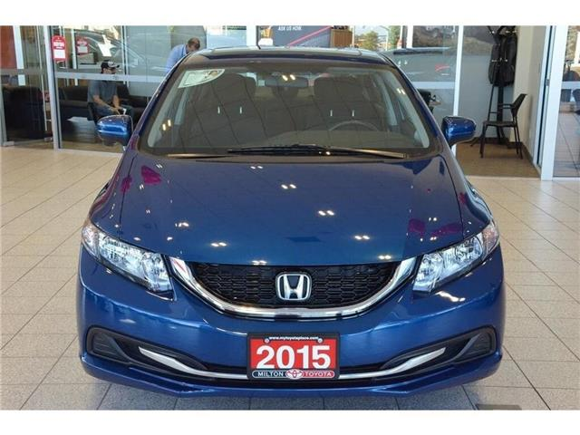 2015 Honda Civic EX (Stk: 037416) in Milton - Image 2 of 38