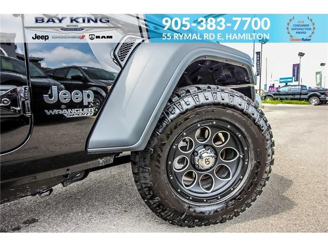 2019 Jeep Wrangler Sport (Stk: 6872) in Hamilton - Image 2 of 18