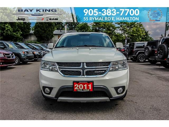 2011 Dodge Journey SXT (Stk: 197637A) in Hamilton - Image 2 of 22