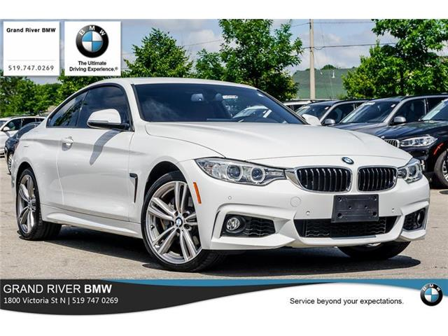 2017 BMW 440i xDrive (Stk: PW4926) in Kitchener - Image 1 of 22