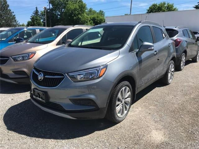 2019 Buick Encore Preferred (Stk: B890122) in Newmarket - Image 1 of 10