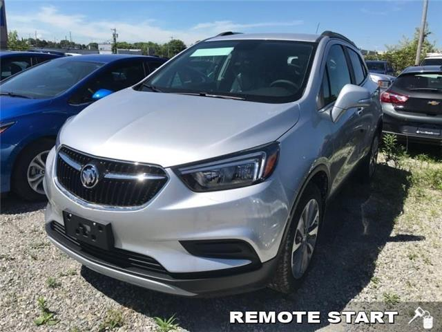 2019 Buick Encore Preferred (Stk: B885438) in Newmarket - Image 1 of 9