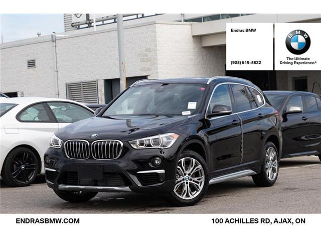 2019 BMW X1 xDrive28i (Stk: 12942) in Ajax - Image 1 of 20