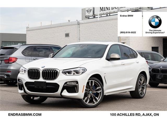 2019 BMW X4 M40i (Stk: 41067) in Ajax - Image 1 of 22