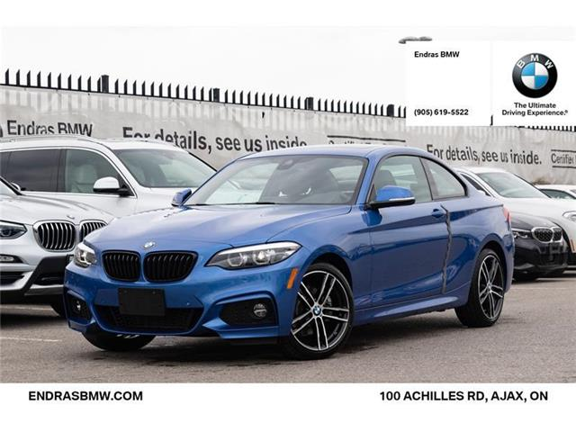 2020 BMW 230i xDrive (Stk: 20365) in Ajax - Image 1 of 21