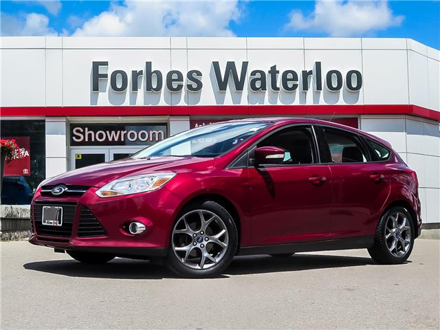 2013 Ford Focus SE (Stk: 11598A) in Waterloo - Image 1 of 24