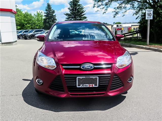 2013 Ford Focus SE (Stk: 11598A) in Waterloo - Image 2 of 24