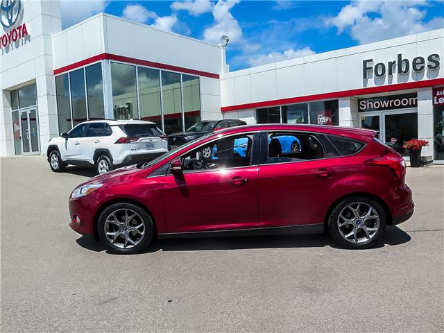 2013 Ford Focus SE (Stk: 11598A) in Waterloo - Image 8 of 24