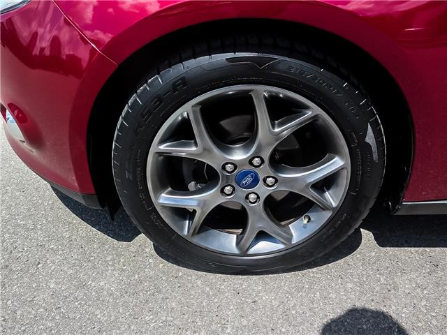 2013 Ford Focus SE (Stk: 11598A) in Waterloo - Image 9 of 24